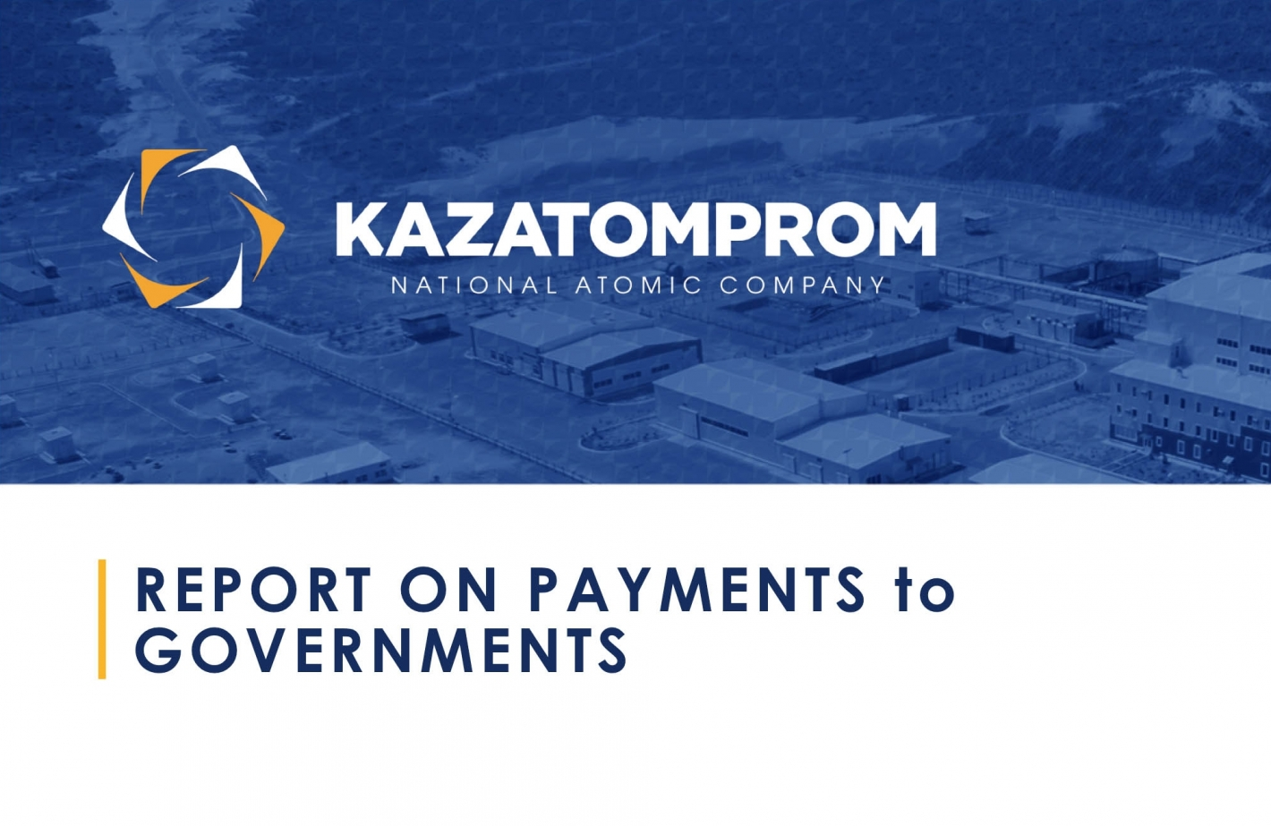 Report on Payments to Governments